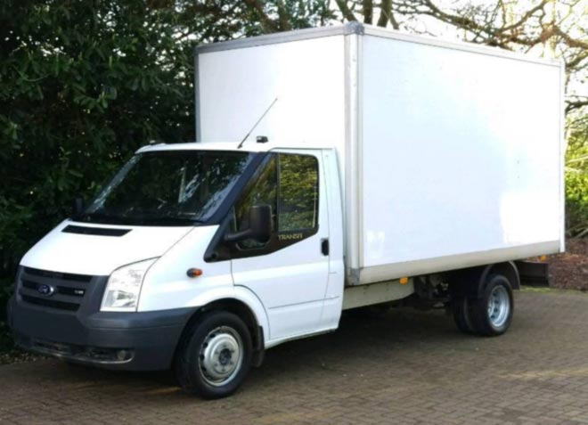 one dorset house clearance luton van